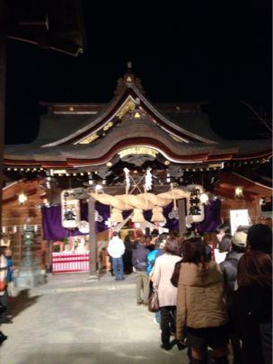 櫛田神社&太宰府天満宮に初詣_e0133535_21202816.jpg