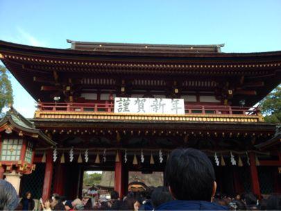 櫛田神社&太宰府天満宮に初詣_e0133535_21202941.jpg