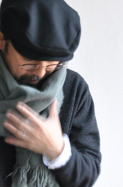 KIJIMA TAKAYUKI/ハンチング