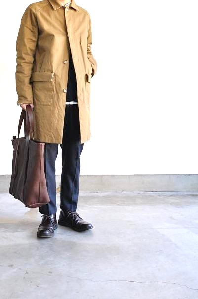 STYLE CRAFT/スタイルクラフト ディアートートバッグDeerskin Tote Bag