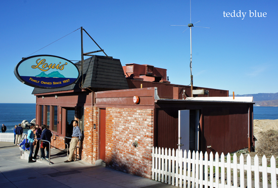Louis\' Restaurant San Francisco  ルイーズ サンフランシスコ_e0253364_17222281.jpg