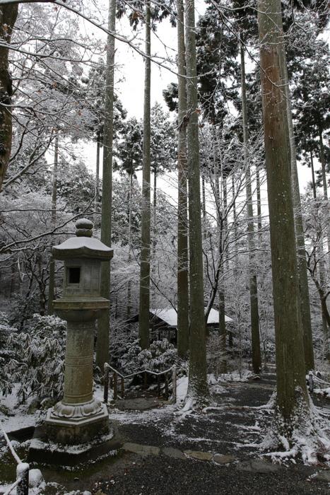 雪景色 2013 <大原 三千院>             _f0021869_2224213.jpg