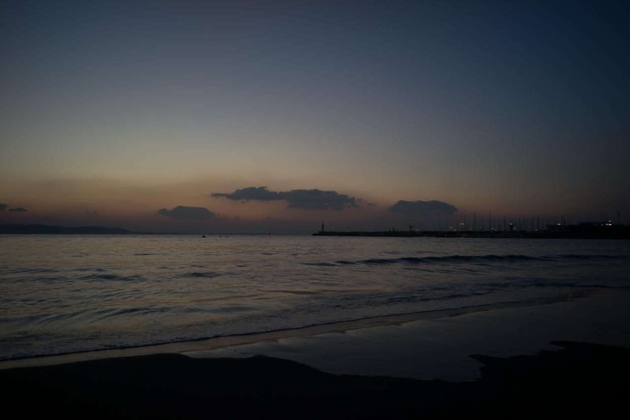 初日の出を見に行く江の島(3)_c0112872_08371758.jpg