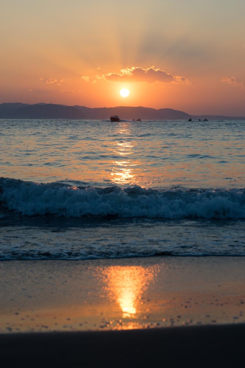 初日の出を見に行く江の島(4)_c0112872_08371850.jpg