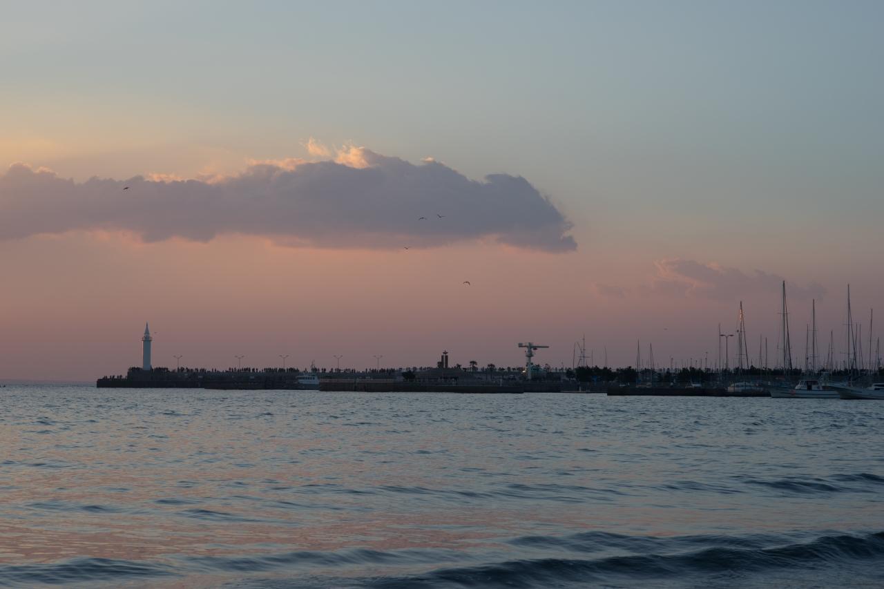 初日の出を見に行く江の島(4)_c0112872_08372458.jpg