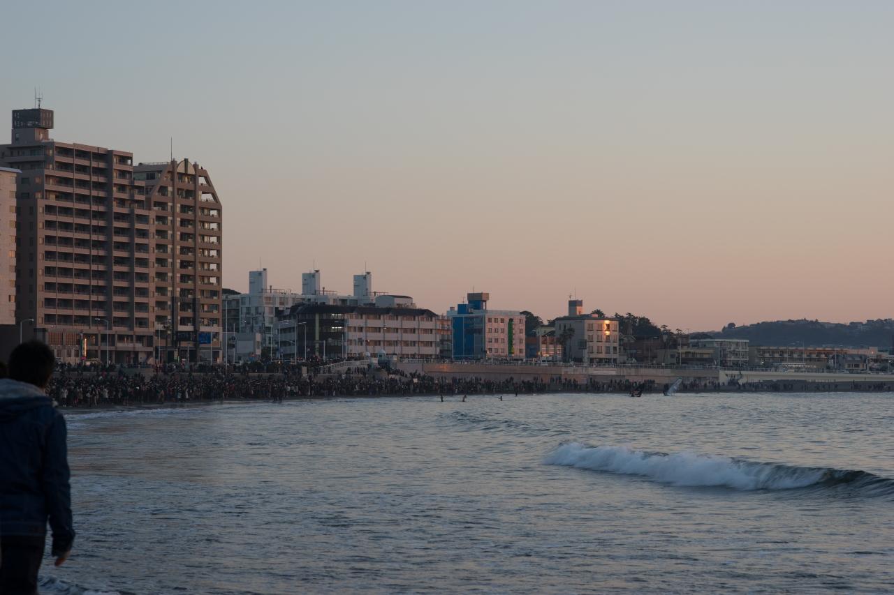 初日の出を見に行く江の島(4)_c0112872_08372472.jpg