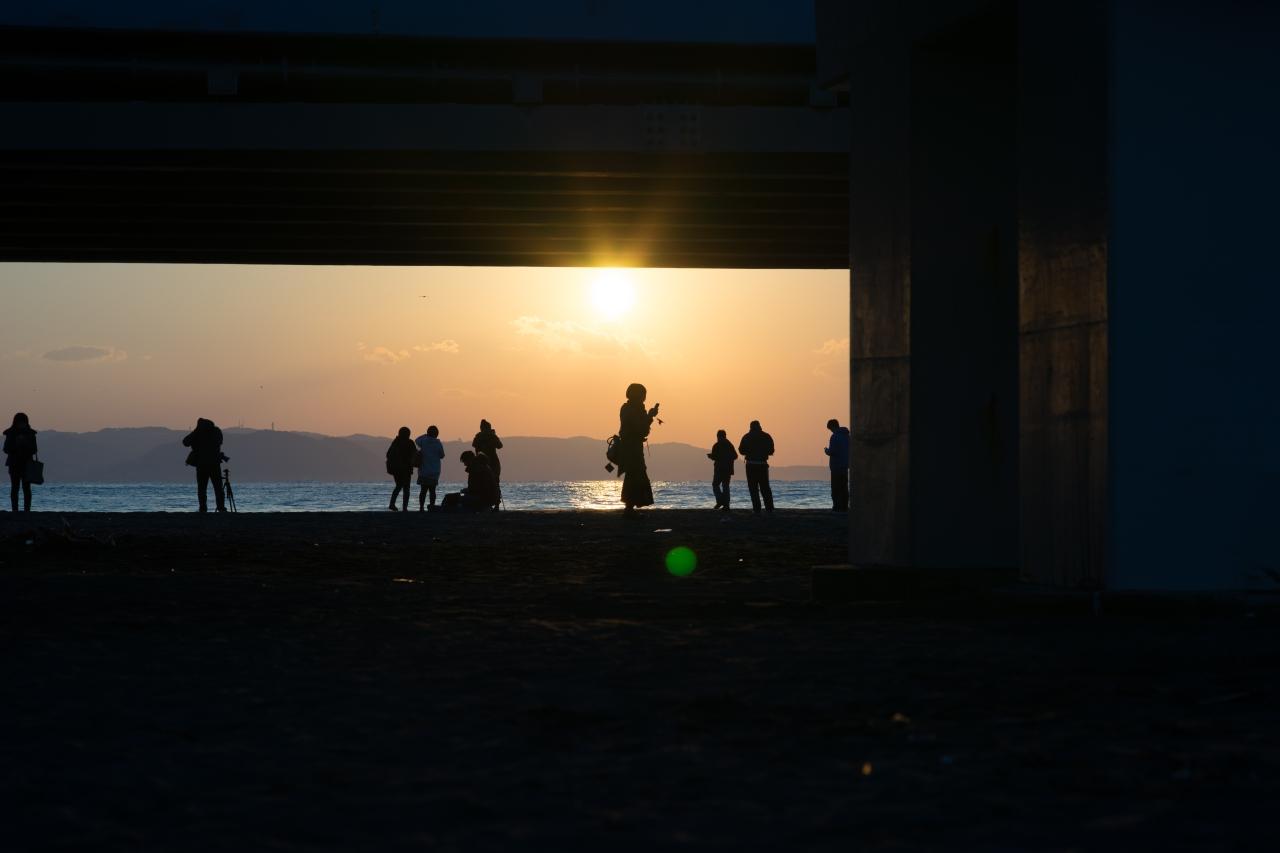 初日の出を見に行く江の島(5)_c0112872_08372504.jpg