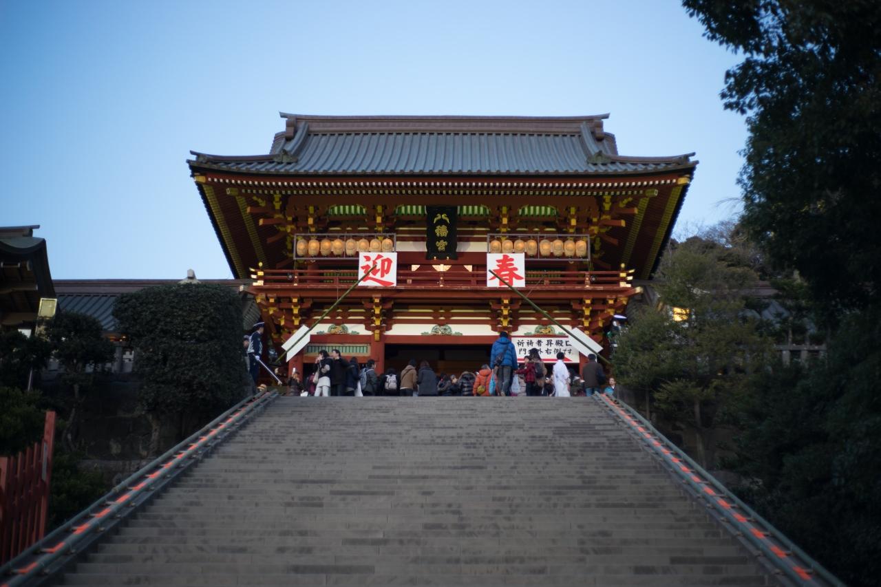 今年も鶴岡八幡宮(1)_c0112872_08372578.jpg