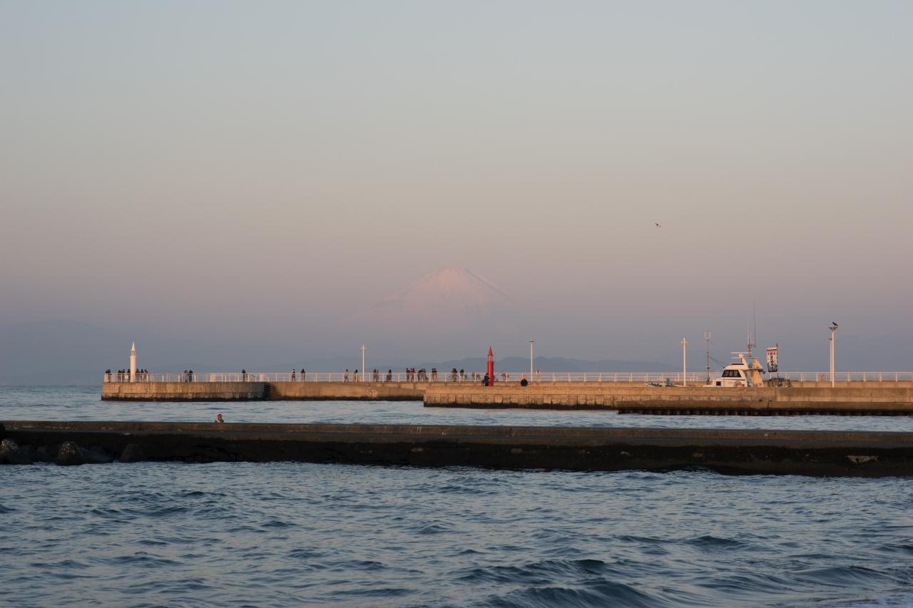 初日の出を見に行く江の島(5)_c0112872_08372584.jpg