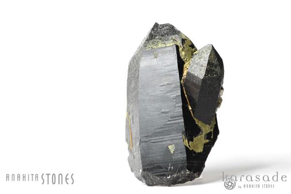 天然黒水晶原石(チャイナ産)_d0303974_1853584.jpg
