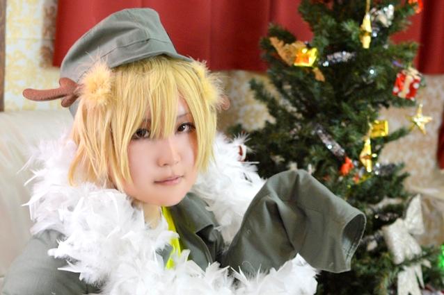 今頃クリスマス_a0157480_1445124.jpg