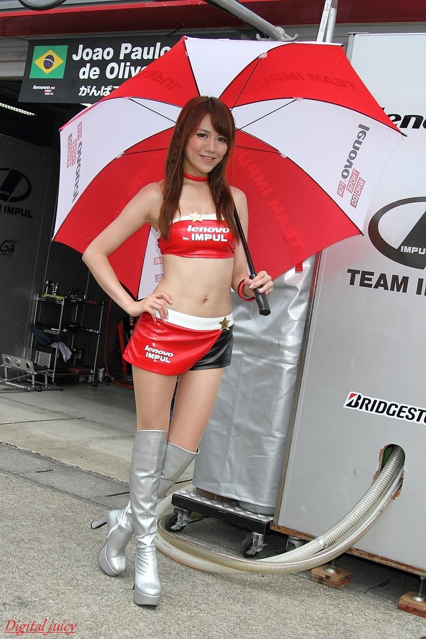 相沢真美 さん(lenovo Team IMPUL レースクイーン)_c0216181_18481033.jpg