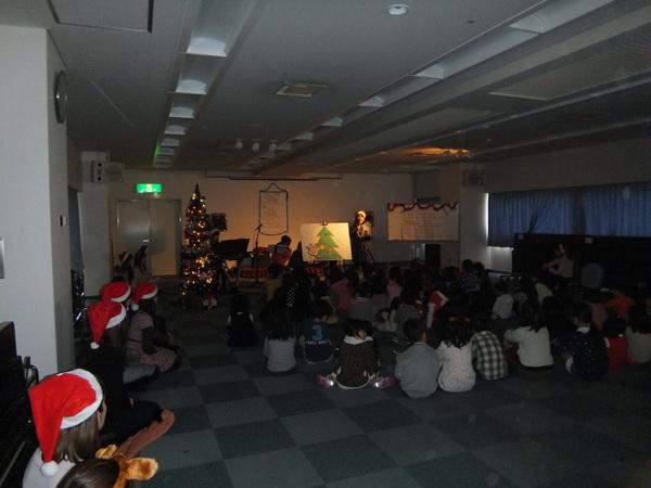 23日(祝)はクリスマス音楽会でした_c0150287_1650076.jpg