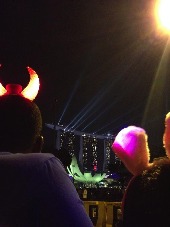 シンガポールでカウントダウン☆2014_e0319202_16434540.jpg