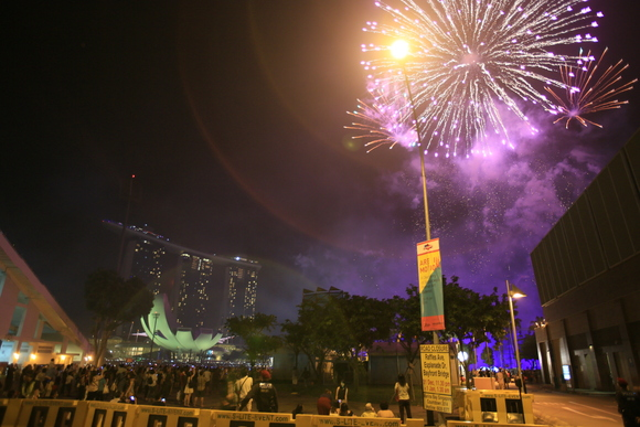 シンガポールでカウントダウン☆2014_e0319202_17445695.jpg