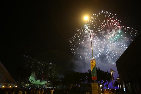 シンガポールでカウントダウン☆2014_e0319202_17483396.jpg