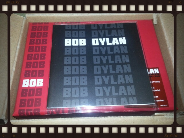 BOB DYLAN / THE COMPLETE COLUMBIA ALBUMS COLLECTION VOL.ONE_b0042308_21244159.jpg