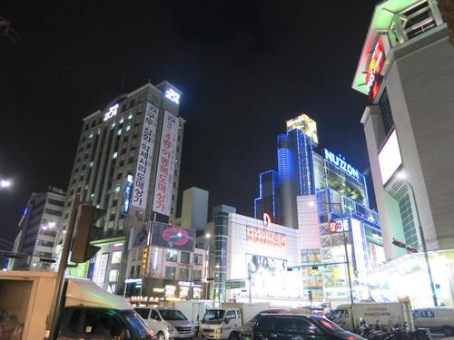 X'mas in Seoul ⑤Luxuilleのレザートートバッグと露店の手袋❤_f0236260_1322721.jpg
