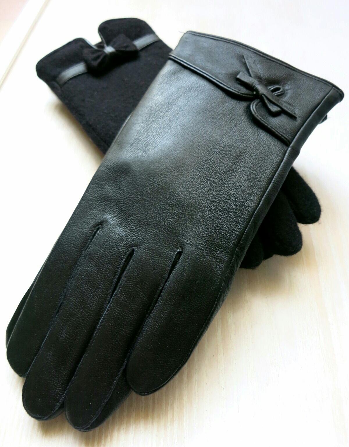X'mas in Seoul ⑤Luxuilleのレザートートバッグと露店の手袋❤_f0236260_1633927.jpg