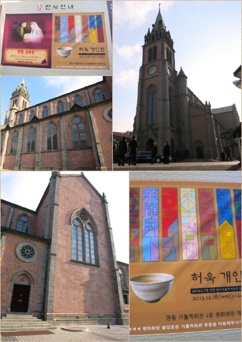 X'mas in Seoul ⑦明洞聖堂~ソウル新市庁舎_f0236260_4564660.jpg