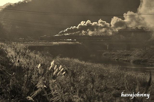爆煙はこっち~SL津和野稲成号3~_c0173762_20123912.jpg