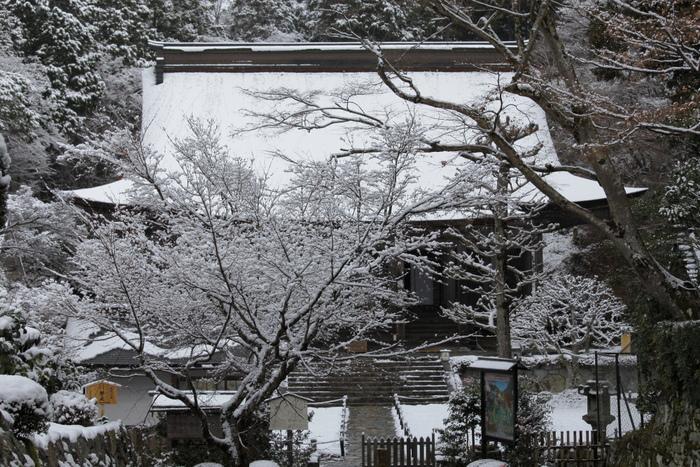 雪景色 2013 <大原>             _f0021869_21551524.jpg