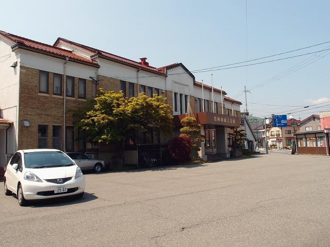 旧日高町役場_f0116479_11662.jpg