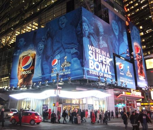 NYタイムズ・スクエアで、史上初のスーパーボール・ブルーバード開催へ_b0007805_12522242.jpg