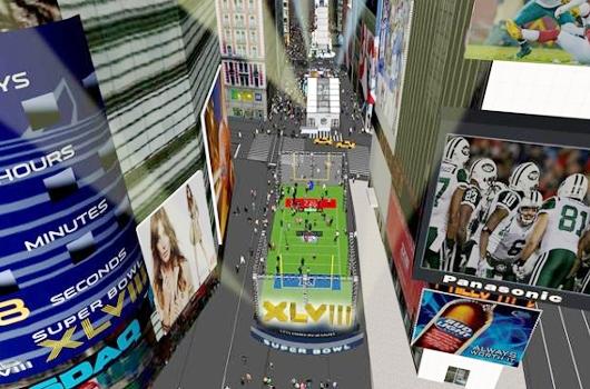 NYタイムズ・スクエアで、史上初のスーパーボール・ブルーバード開催へ_b0007805_1252237.jpg