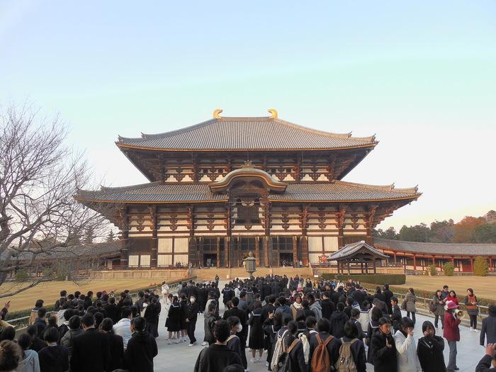 約15年ぶりに東大寺へ。_d0116009_10232886.jpg
