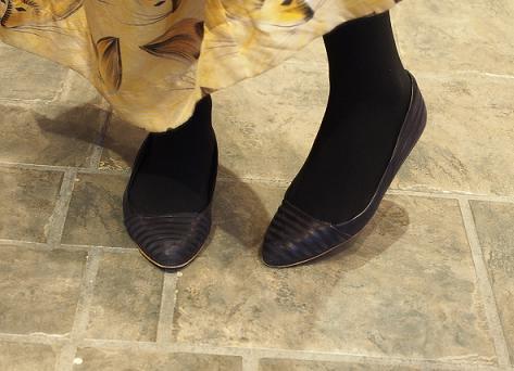 ランジェリーとお靴。_a0169017_1938979.jpg