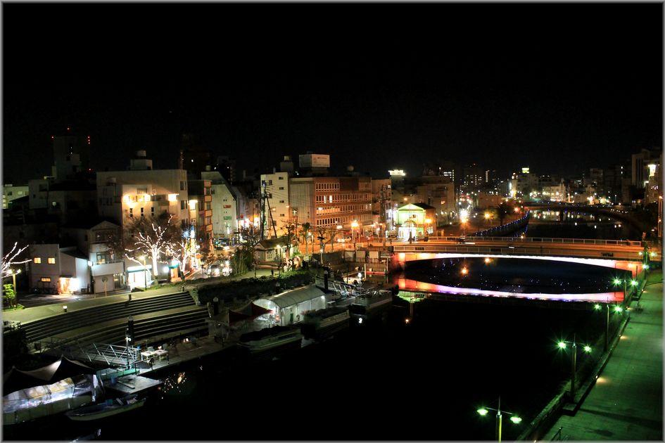 「LEDに彩られる水都・徳島の風景」_d0133024_10345891.jpg