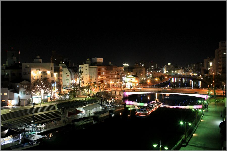「LEDに彩られる水都・徳島の風景」_d0133024_10354182.jpg