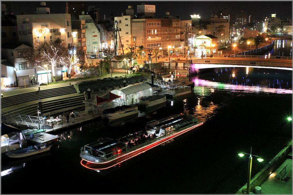 「LEDに彩られる水都・徳島の風景」_d0133024_1036299.jpg