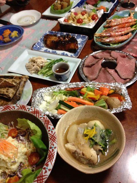 料理をつくる       平成25年師走10日_c0099552_1111799.jpg