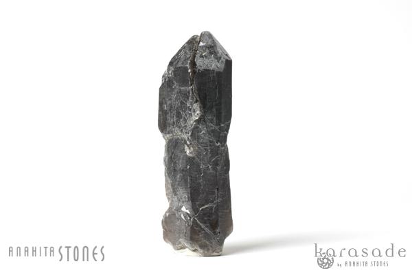 天然黒水晶原石(チャイナ産)_d0303974_20145451.jpg