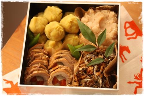 2014おせち料理~お重編_b0165178_13572524.jpg