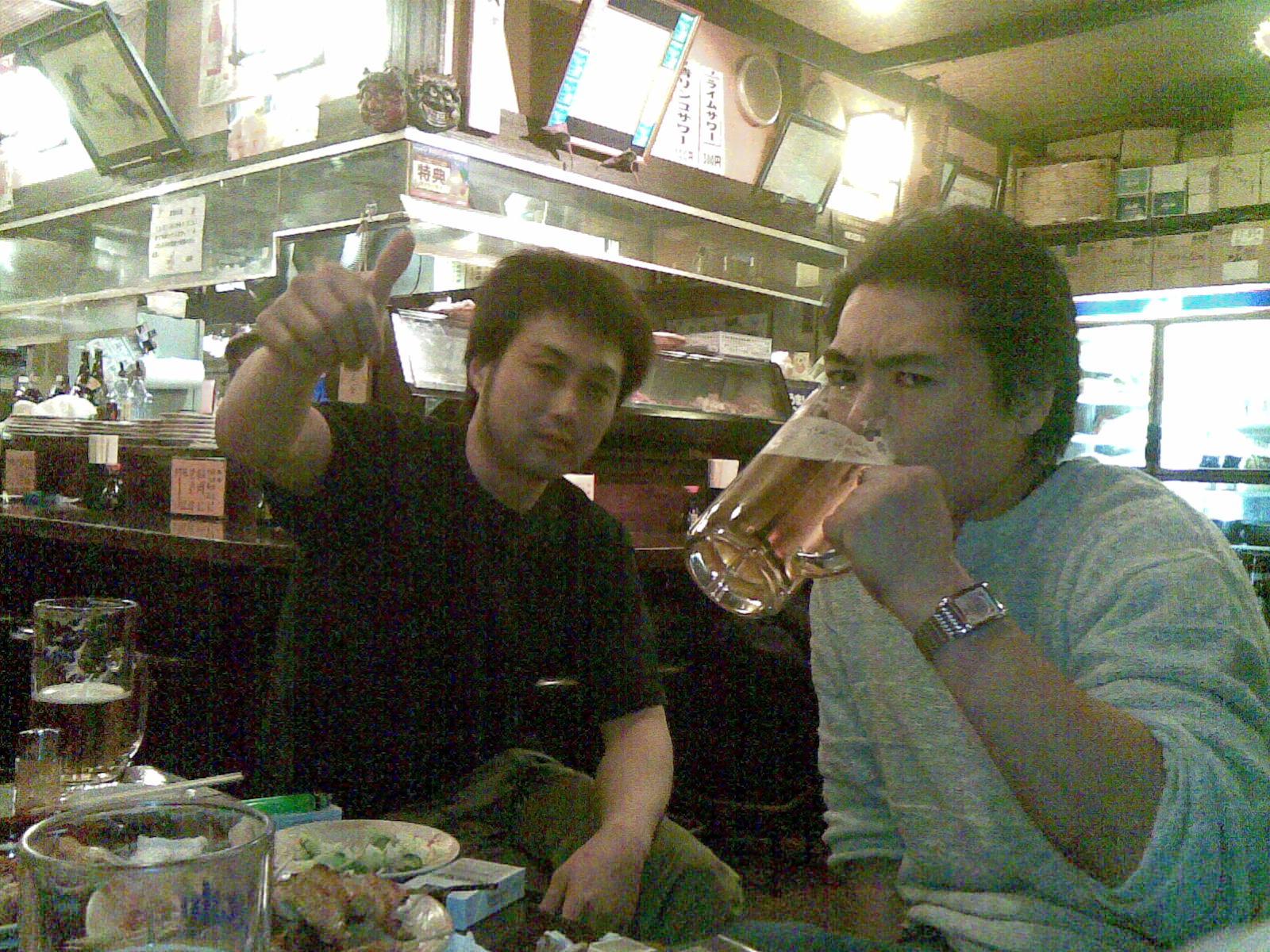 朝霞忘年会 【2008/12/29】_d0061678_0382228.jpg