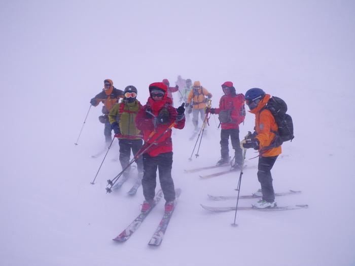 後生掛温泉スキーツアー(その2) ~ 2013年12月29日_f0170180_22472784.jpg