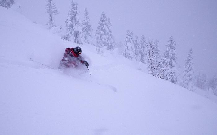 後生掛温泉スキーツアー(その2) ~ 2013年12月29日_f0170180_22565266.jpg