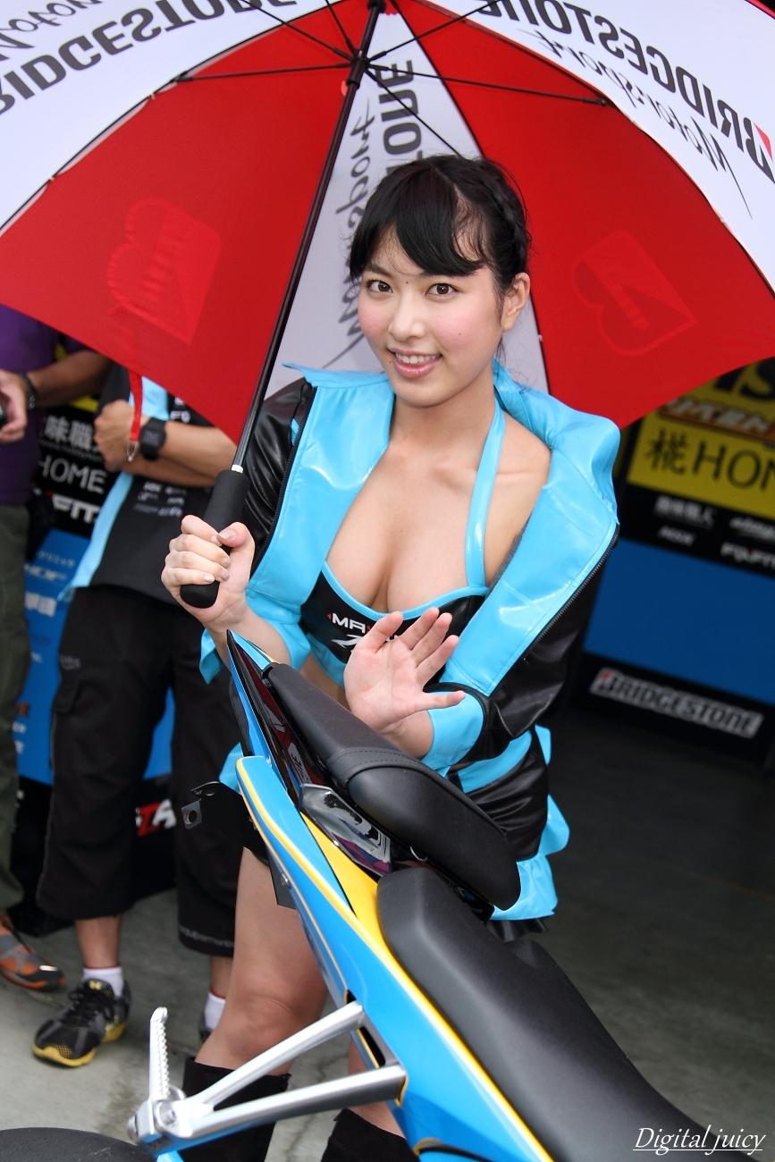由愛可奈 さん(Team TARO PLUS ONE レースクイーン)_c0216181_22311919.jpg