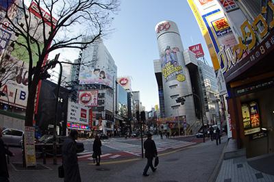 1月7日(火)の渋谷109前交差点_b0056983_1195481.jpg