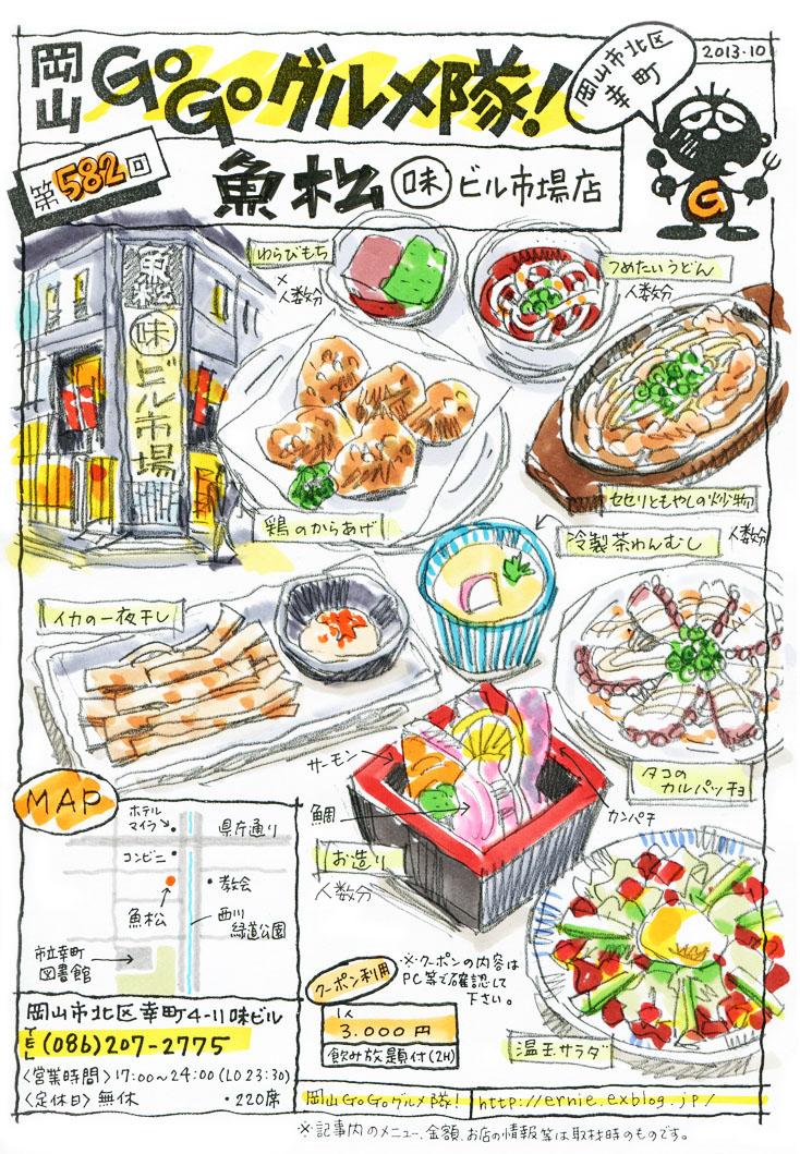 魚松・味ビル市場店_d0118987_19341162.jpg