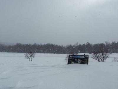 冬の天鏡台は雪だらけ(当たり前ですが)_a0096989_17193689.jpg