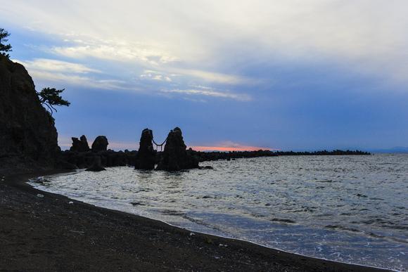 海辺の道の駅から太平洋遠望_d0246136_1792327.jpg