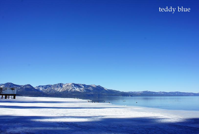 Lake Tahoe, CA  レイクタホ_e0253364_1132292.jpg
