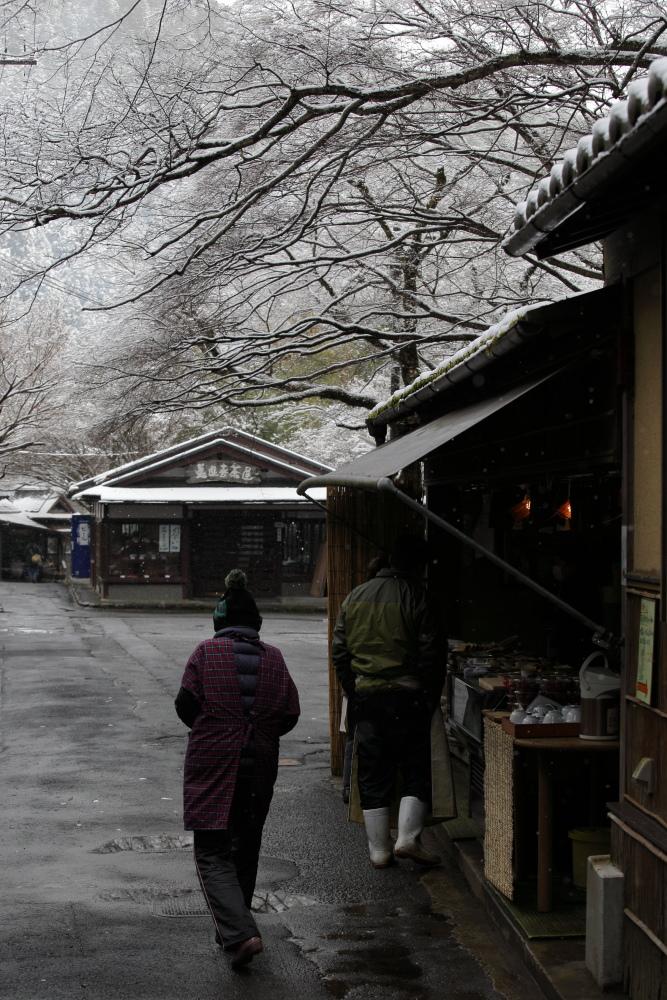 雪景色 2013 <大原>             _f0021869_23375788.jpg