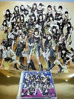 1/8本日アイドリング!!!さんのアルバム『GOLD EXPERIENCE』発売!_a0087471_1658151.jpg