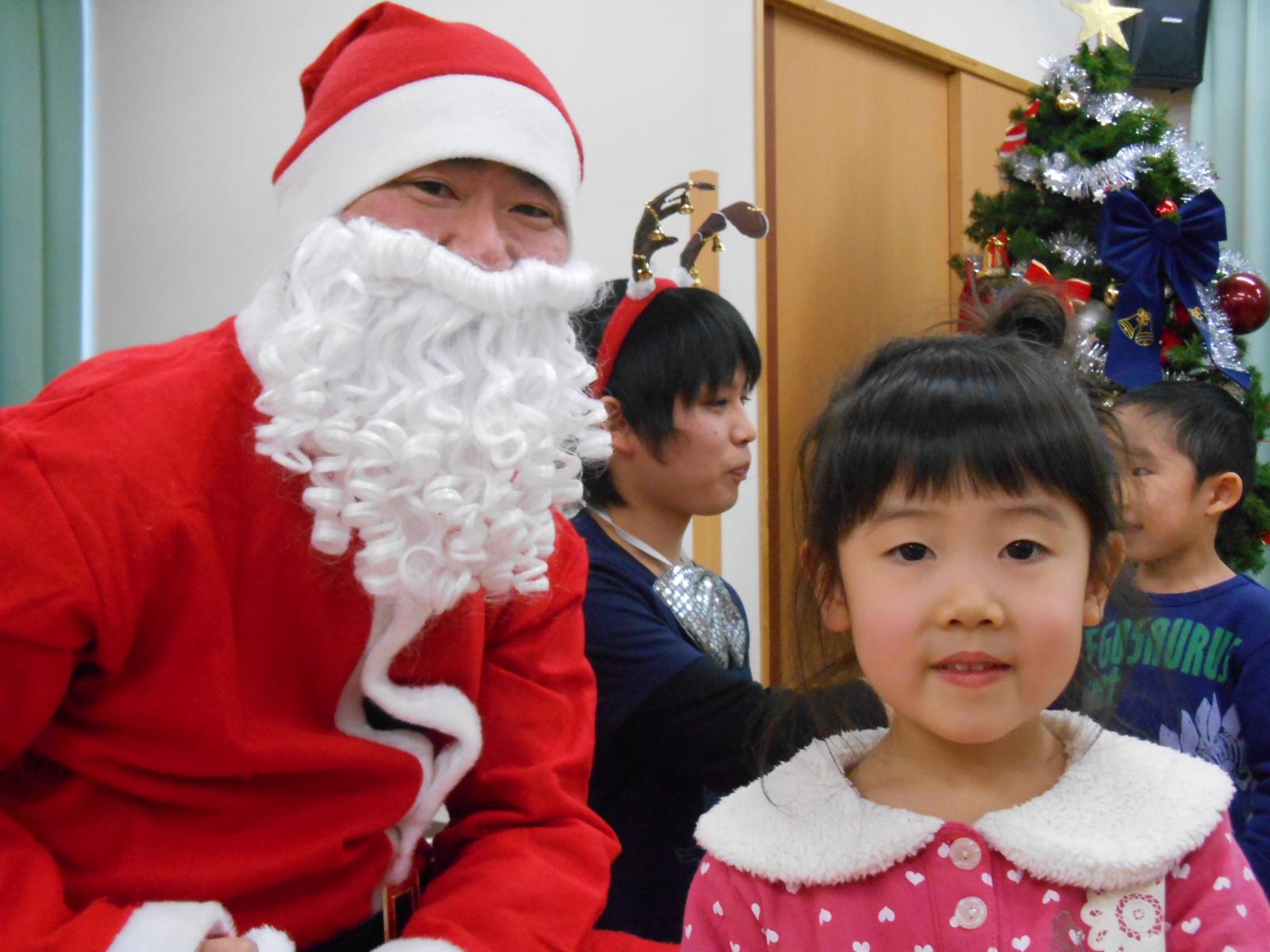 2013.12.25 ナーサリーふじ_e0272194_13454194.jpg