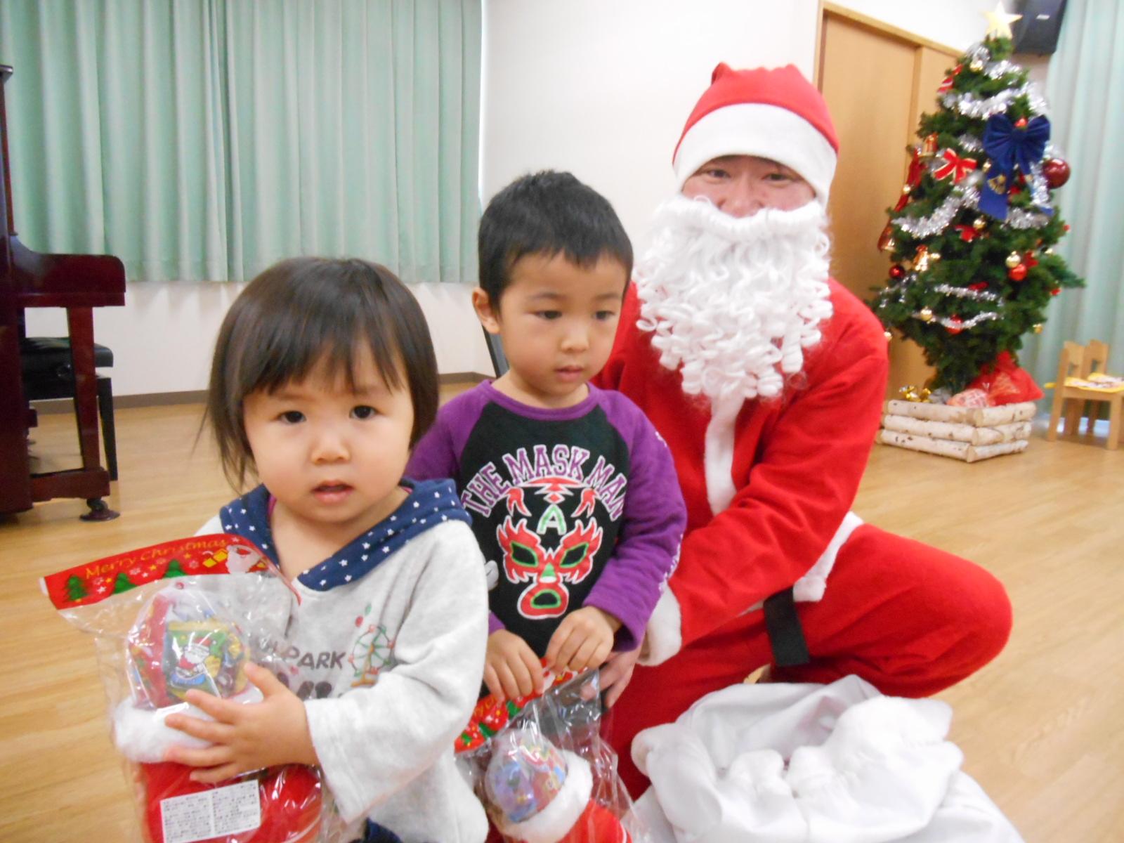 2013.12.25 ナーサリーふじ_e0272194_13465979.jpg